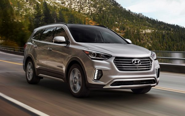 «Корейский псих»: О новом Hyundai Santa Fe 2018 рассказал эксперт