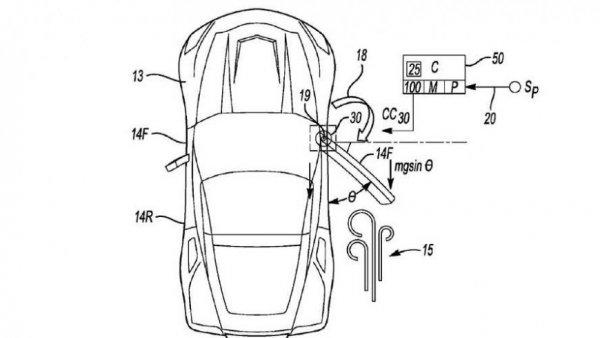 GM разрабатывает автоматические двери, компенсирующие силу ветра