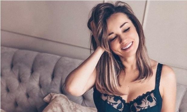 Российская телеведущая показалась в белье «для женщин с большой грудью»