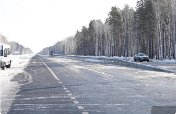 Две ночи подряд трассу Тюмень - Омск будут перекрывать