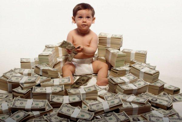 В Украине нашелся семилетний миллионер