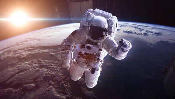 Астронавт из Голландии случайно позвонил в 911 из космоса