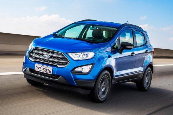 «Без откровенных сюрпризов»: Основные проблемные моменты Ford EcoSport назвал эксперт