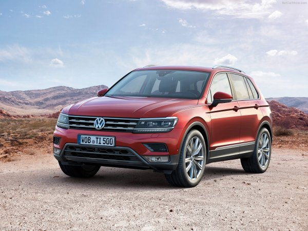 «Хит с вторички»: О подержанном Volkswagen Tiguan рассказал блогер