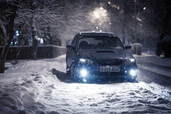 Названы 4 причины ухудшения разгона автомобиля зимой