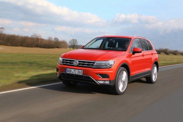 Спустя год потекла крыша: О «болячках» Volkswagen Tiguan рассказал эксперт