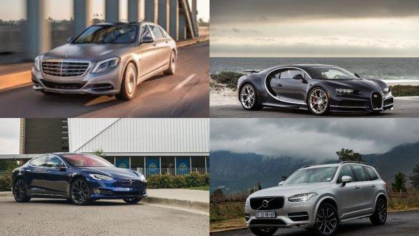 Эксперты озвучили ТОП-5 лучших автомобилей 2018 года