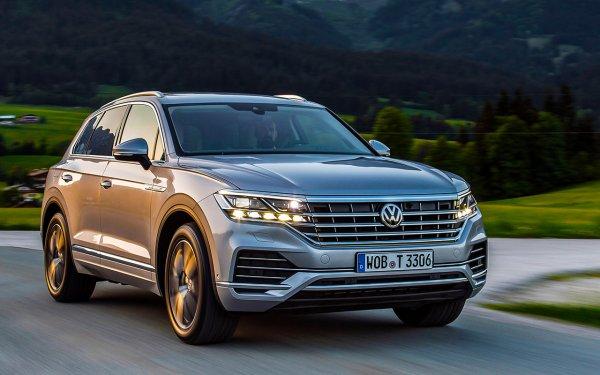 «Блестящий, как ёлка»: О новом Volkswagen Touareg рассказал эксперт