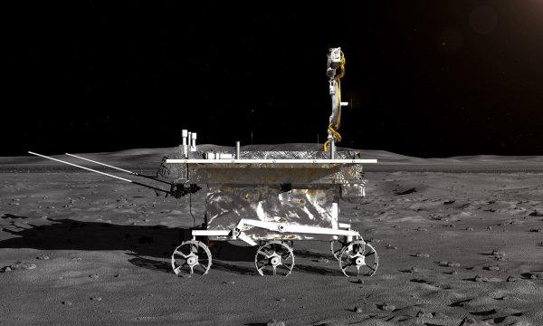 Китайский зонд провел первый в истории биологический эксперимент на Луне