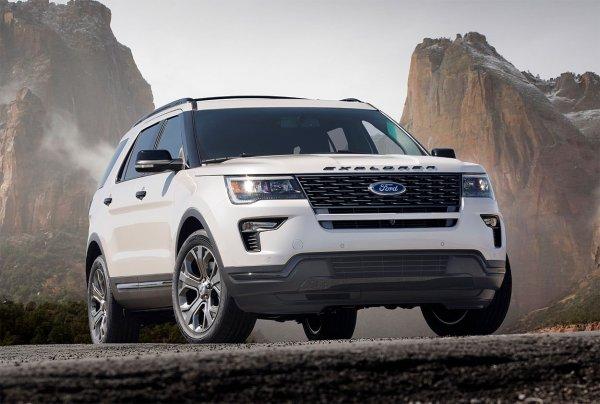 «Эксплорер, который мы заслужили»: Об улучшениях в новом Ford Explorer рассказал обзорщик
