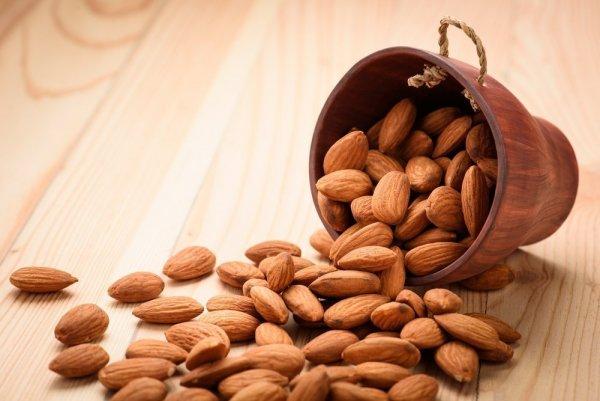 Ученые: Миндаль в два раза снижает риск развития диабета