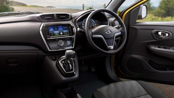 Для России разработают кроссовер Datsun на базе Renault Duster