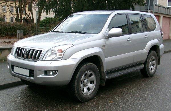 «Дёрганный Крузак»: Устранение проблемы Toyota Land Cruiser Prado нашли в сети