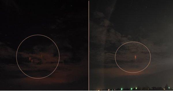 «Они прилетели?»: В Техасе очевидцы засняли на видео появление пришельцев – уфолог