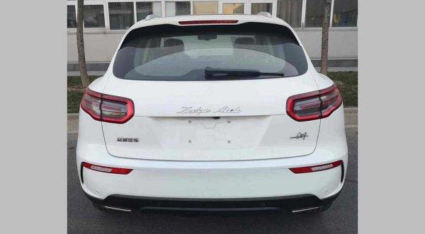 Китайский клон Porsche Macan от Zotye станет еще дешевле