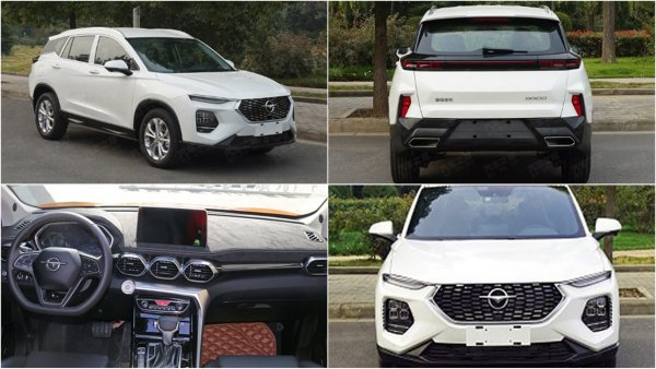 Копия Hyundai Santa Fe за 900 000 рублей готовится к старту продаж