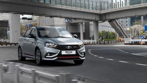 Озвучен ТОП-5 причин купить LADA Vesta Sport вместо нового купе Toyota Supra