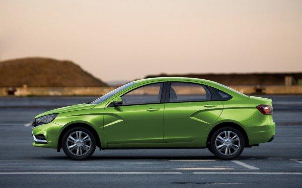 Что думают об «АвтоВАЗ» в Германии: Отзывами немцев о LADA Vesta поделились в сети