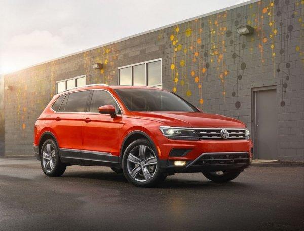 Пятимиллионный Volkswagen Tiguan сошел с конвейера