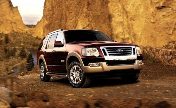 «Настоящий американец»: Подержанный Ford Explorer восхитил эксперта