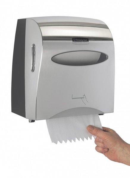 Почему диспенсеры бумажных полотенец должны быть закрытыми?