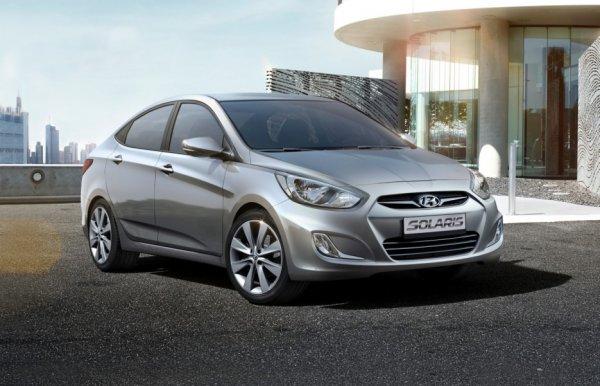 «Кореец» за 400 тысяч: О состоянии Hyundai Solaris с «вторички» рассказал обзорщик