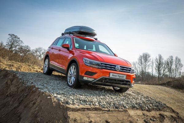 Идеальный Volkswagen Tiguan: Эксперт рассказал, надежны ли немецкие авто со «вторички»