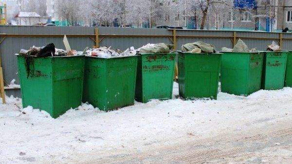Дурак платит дважды: За вывоз мусора с россиян дважды «сдирают» оплату