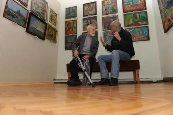 Тюменцы увидят лучшие картины художника Павлова