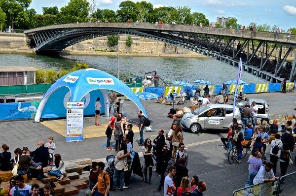 Российские перевозчики призывают суд запретить сервис BlaBlaCar