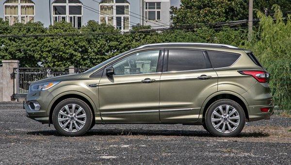 В России предложили спецверсию Ford Focus, Kuga и Mondeo