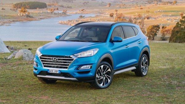 Женский взгляд: Об особенностях Hyundai Tucson рассказала автоледи