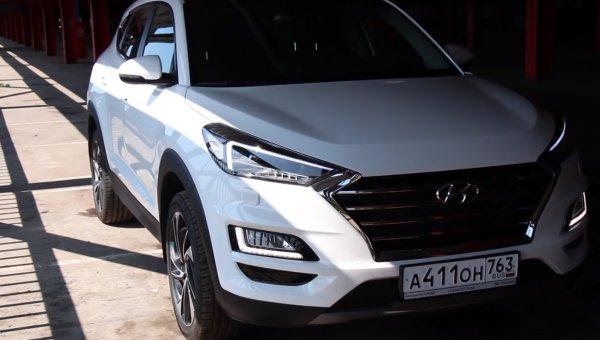 «На удивление не едет»: Блогера раскритиковали в Сети за обзор Hyundai Tucson