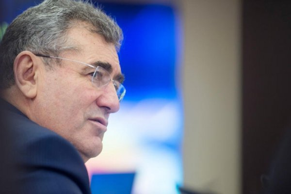 Исаак Калина выступил на конференции «Большие данные: новые возможности мониторинга в образовании» в Москве