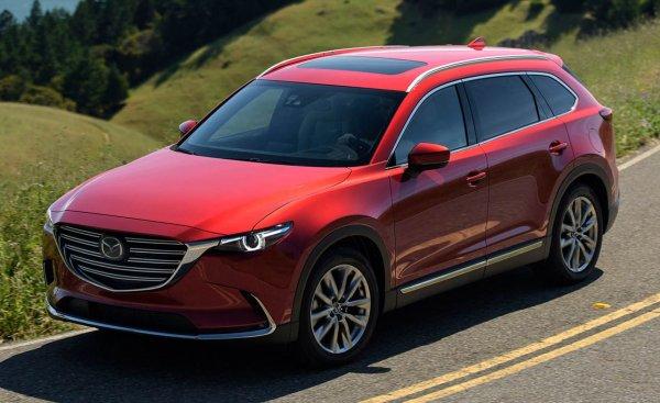 «Превосходит все ожидания»: Эксперт рассказал, чем Mazda CX-9 заслуживает внимания
