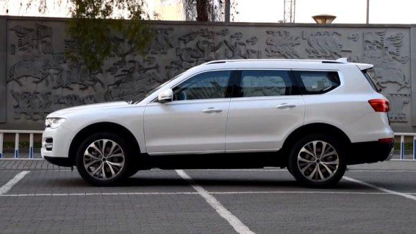 «Пять метров счастья»: Эксперт рассказал о китайском «гиганте» Haval H7L по цене Hyundai Tucson