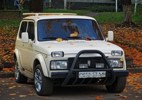 Самые вырвиглазные «Нивы» России: Подборку «безумного» тюнинга LADA 4x4 показали в сети