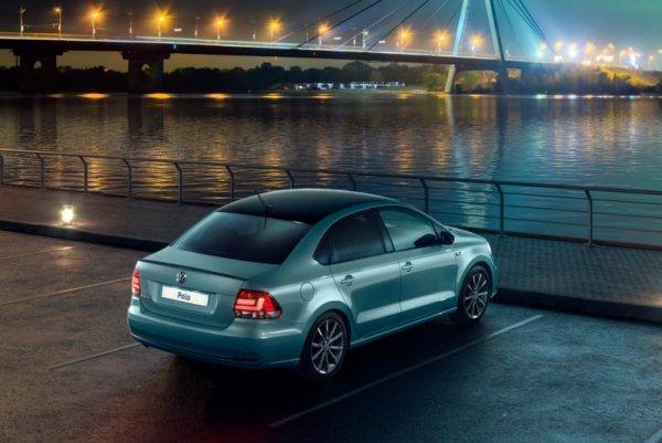 Volkswagen Polo на российском рынке получил спецверсию Connect