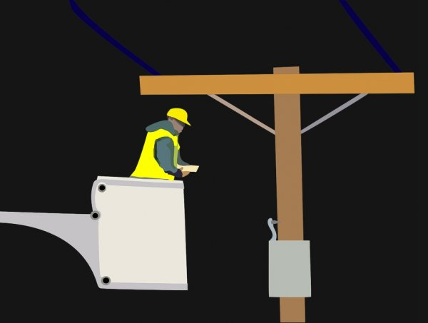 В некоторых микрорайонах Ростова три дня не будет электричества