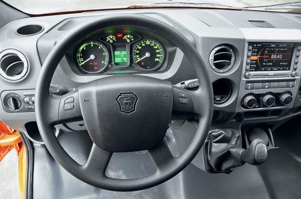 «ГАЗ» весной выведет на рынок огромную «ГАЗель Next»