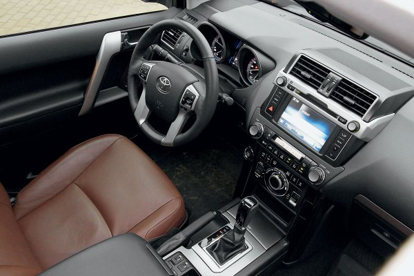 Хорош ли дизельный «Прадик»: Всю правду о Toyota Land Cruiser Prado рассказали владельцы