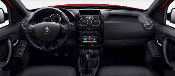 Кроссовер Renault Duster представили в обновленной версии