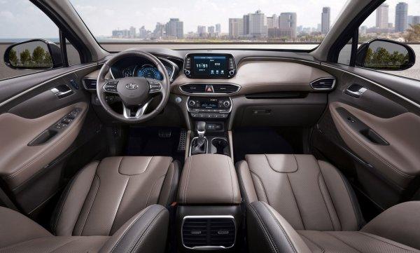 Дождались нового «Санту»: О главных изменениях в Hyundai Santa Fe 2019 рассказал обзорщик