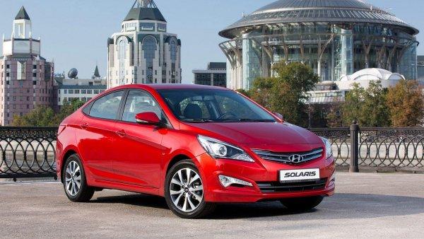 «Довольно неплохо»: В сети показали время разгона Hyundai Solaris