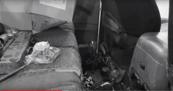 «Свиномобиль»: Состояние пикапа УАЗ «Патриот» с пробегом поразило сеть