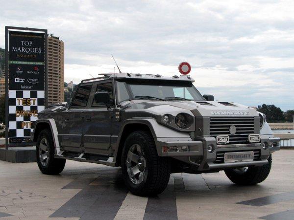 Назван ТОП-5 автомобилей, выпущенных в одном экземпляре
