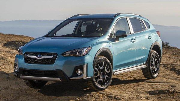 «Вне конкуренции»: О «чуде японской техники» Subaru XV откровенно рассказал эксперт