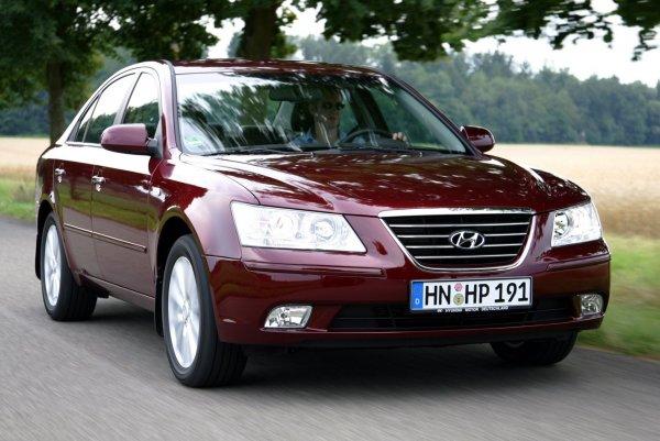 Чем плоха «Камри по-корейски»: Минусы Hyundai Sonata назвали владельцы