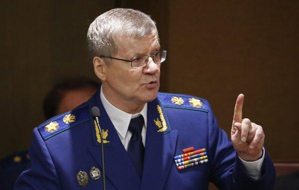 Юрий Чайка требует от властей Великобритании возврат денег назад в Россию