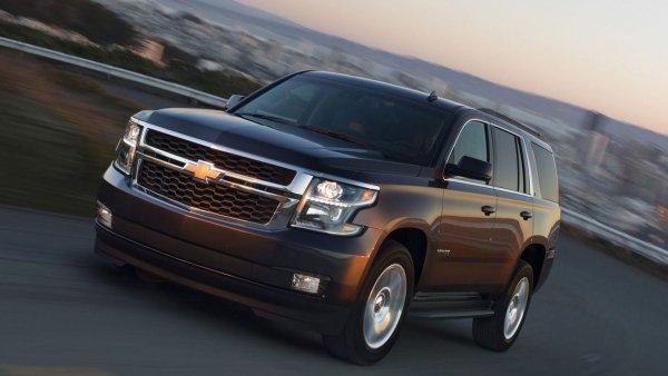 «Богатырский автомобиль»: Обзором Chevrolet Tahoe по-русски поделился эксперт